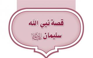حل الوحدة الأولى قصة نبي الله سليمان عليه السلام تفسير أول متوسط ف2