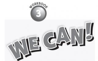 حل كتاب التمارين الإنجليزي We Can 3 للصف الخامس ف1 1443