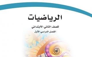 حل كتاب الرياضيات ثاني ابتدائي ف1 1443